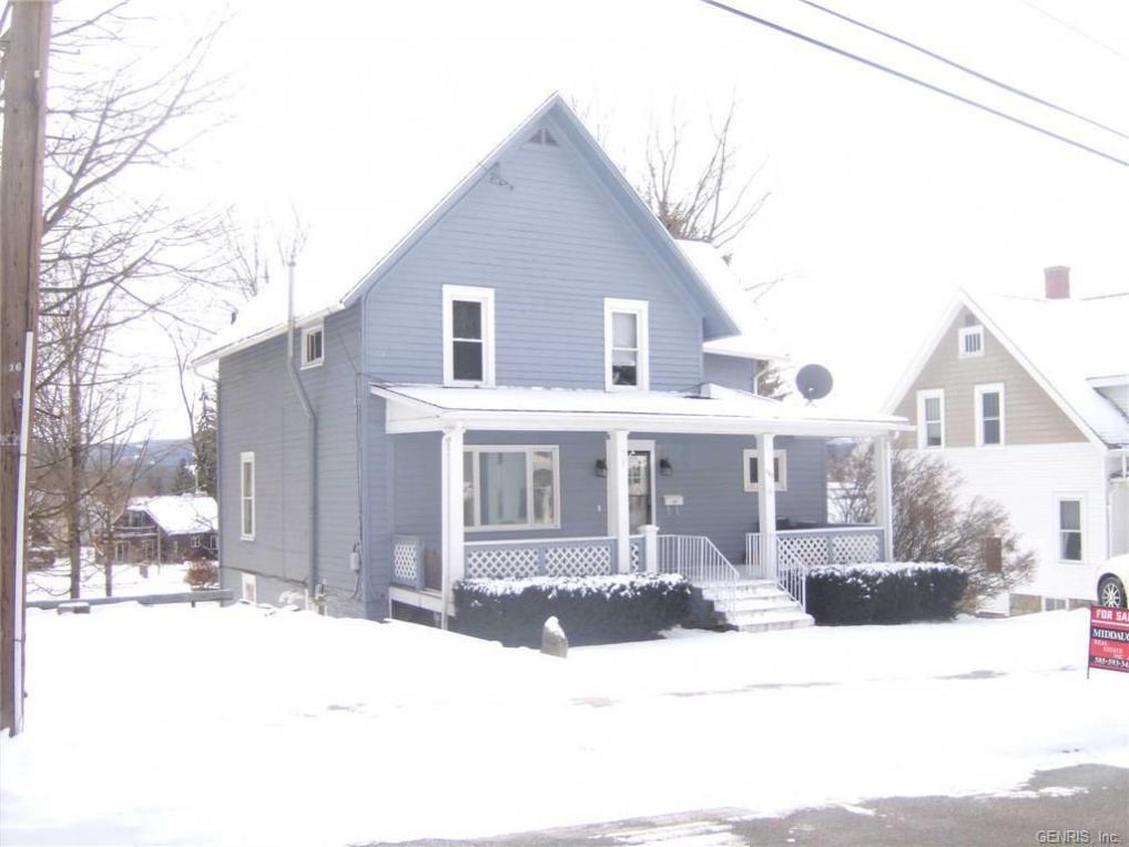 182 Pearl Street East, Wellsville, NY 14895