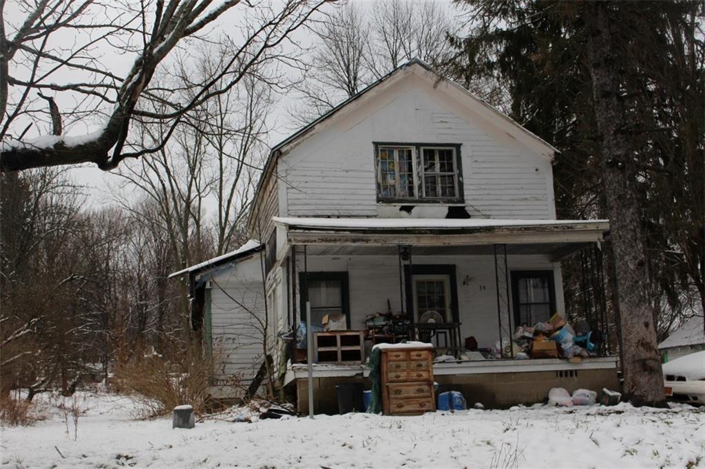 39 Depot Street, Friendship, NY 14739