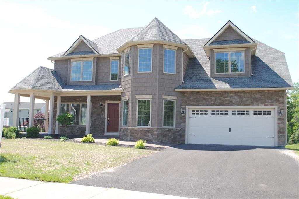 Mls r1040865 17 west ham circle chili ny 14514 for New build homes under 250k