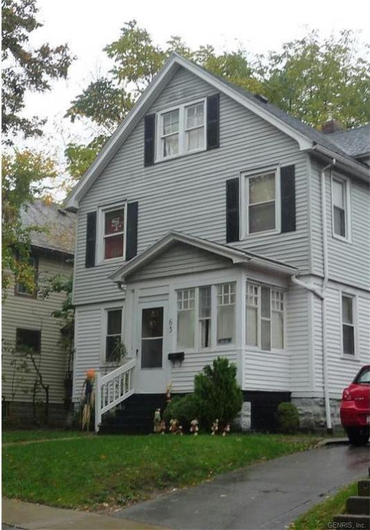61 Rosalind Street, Rochester, NY 14619