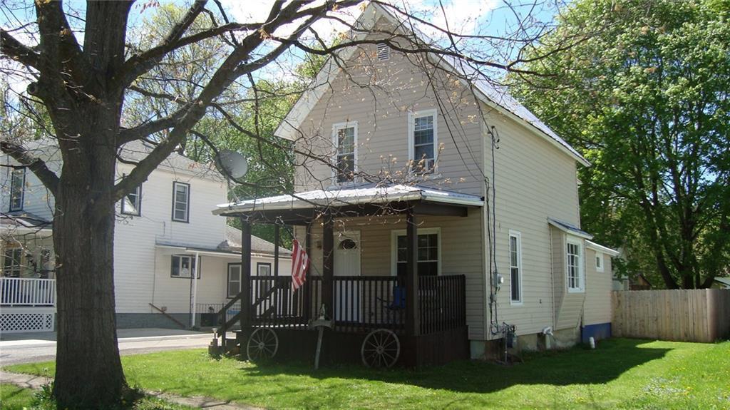 35 Hamilton Street, Wellsville, NY 14895