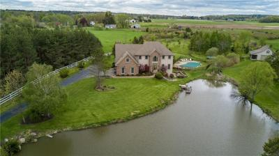 Photo of 2057 Stirnie Road, East Bloomfield, NY 14564