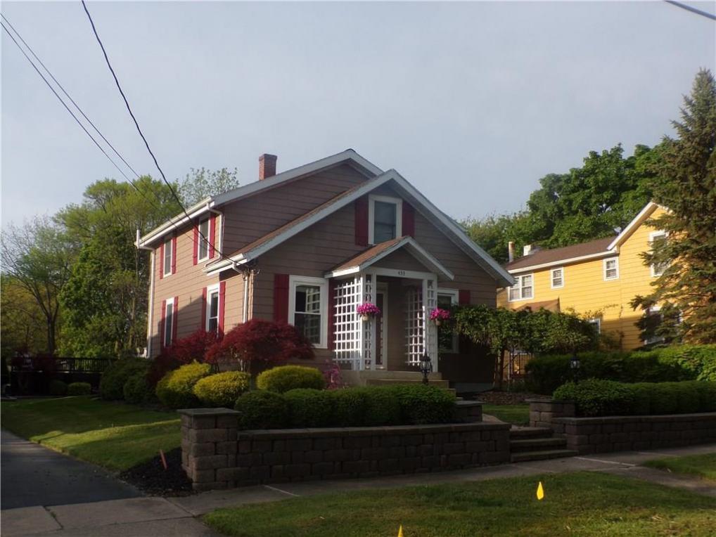433 West William Street, Geneva City, NY 14456