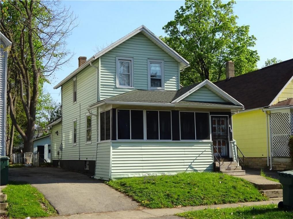 418 Flint Street, Rochester, NY 14611