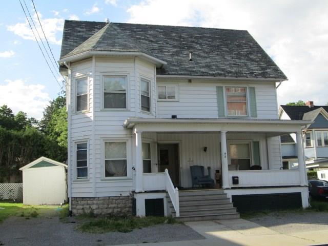 48 Chapel Street, Mount Morris, NY 14510