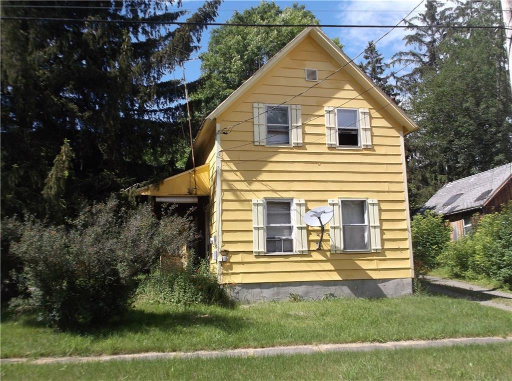33 Oconnor Street, Wellsville, NY 14895