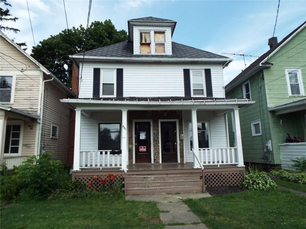 320 North 13th Street, Olean City, NY 14760