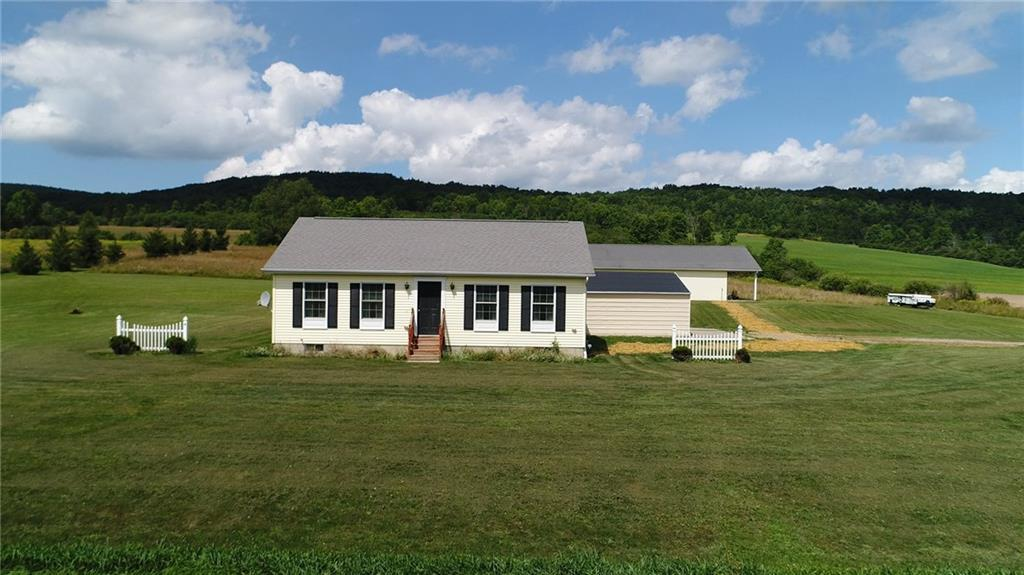 1026 Karr Valley Rd Road, Almond, NY 14804