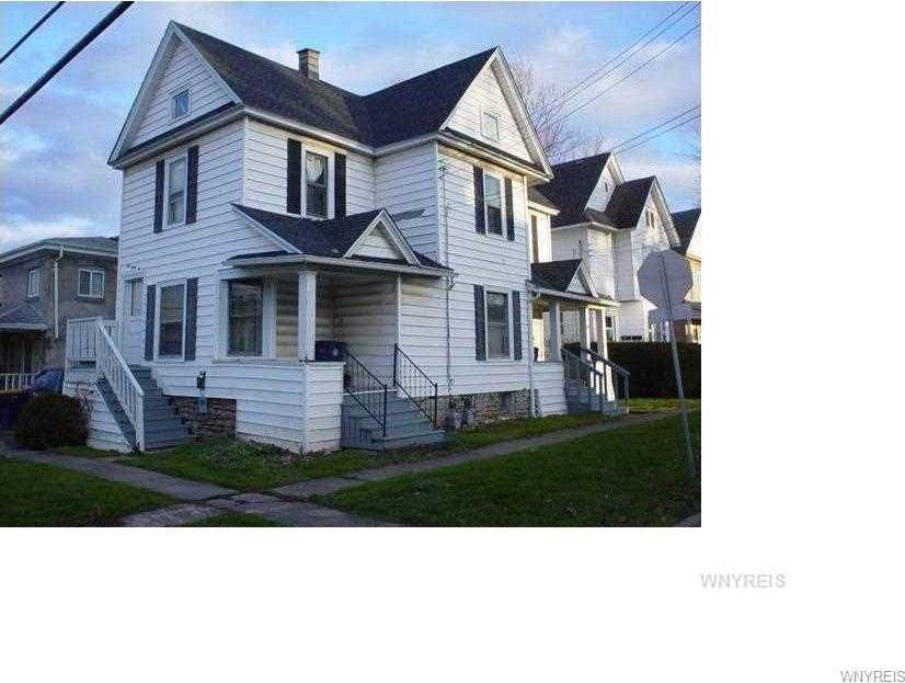 32 Mccollum Street, Lockport City, NY 14094