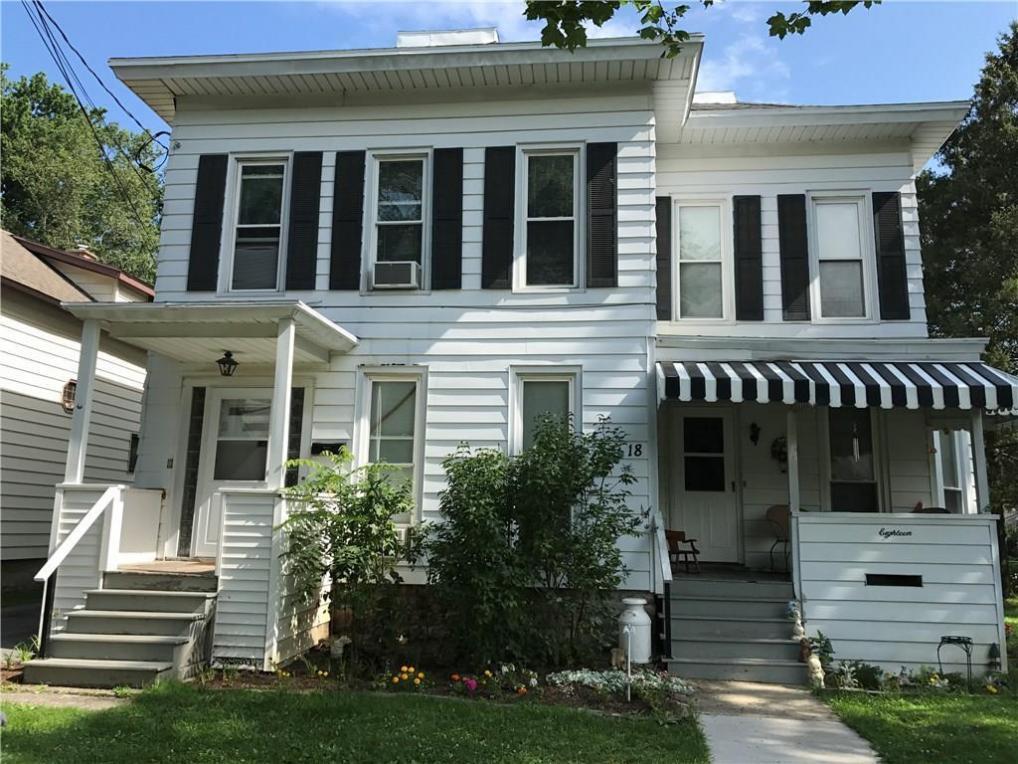 18 Chestnut Street, Batavia City, NY 14020
