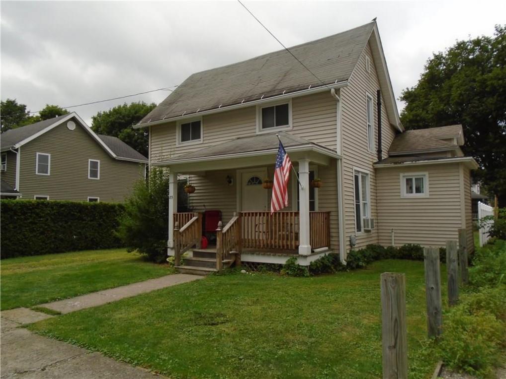 85 4th Street, Hornell, NY 14843