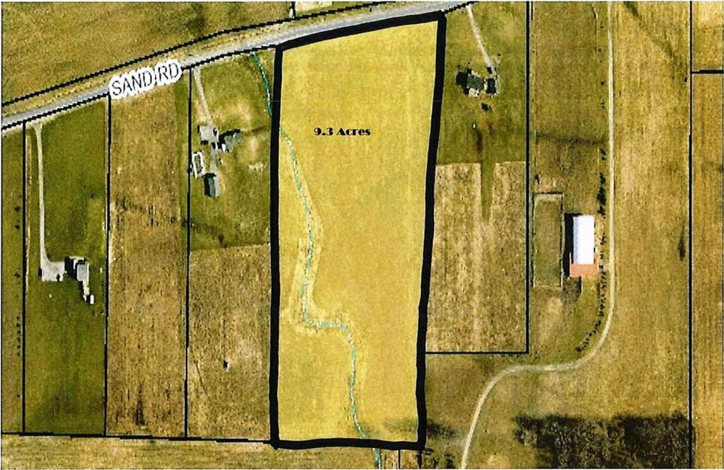 Sand Road, West Bloomfield, NY 14469