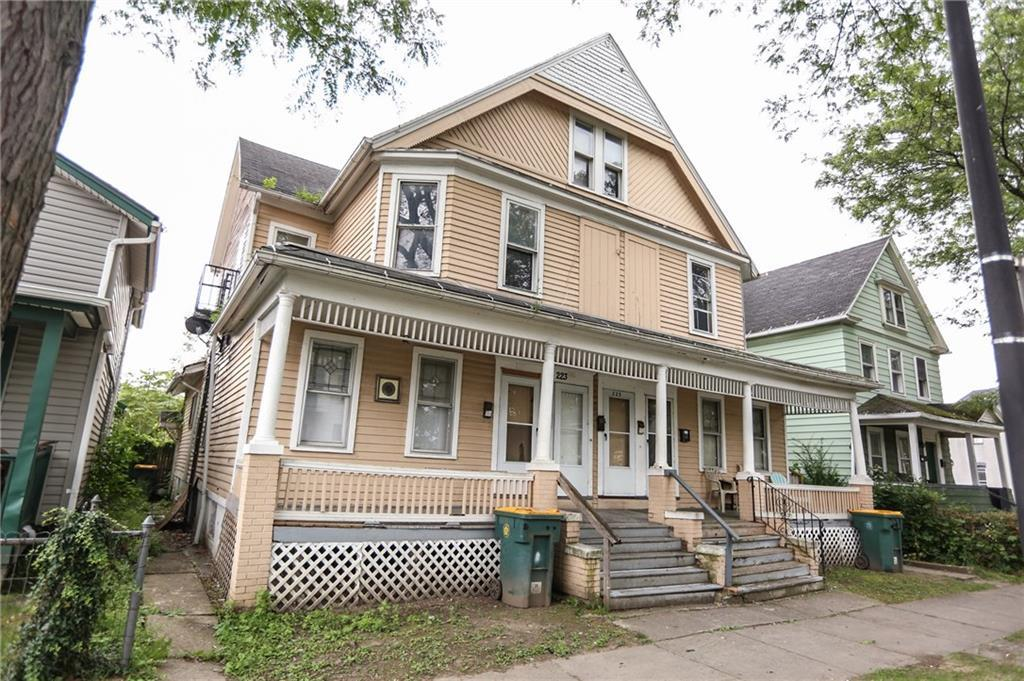 221 Spencer Street, Rochester, NY 14608