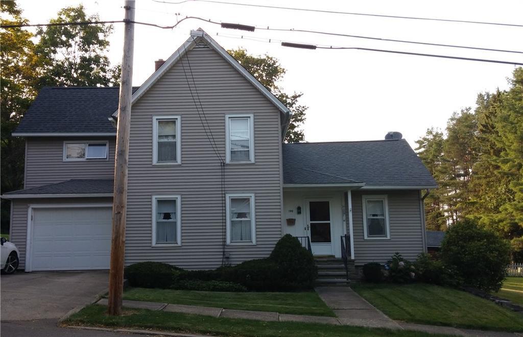 190 Early Street, Wellsville, NY 14895
