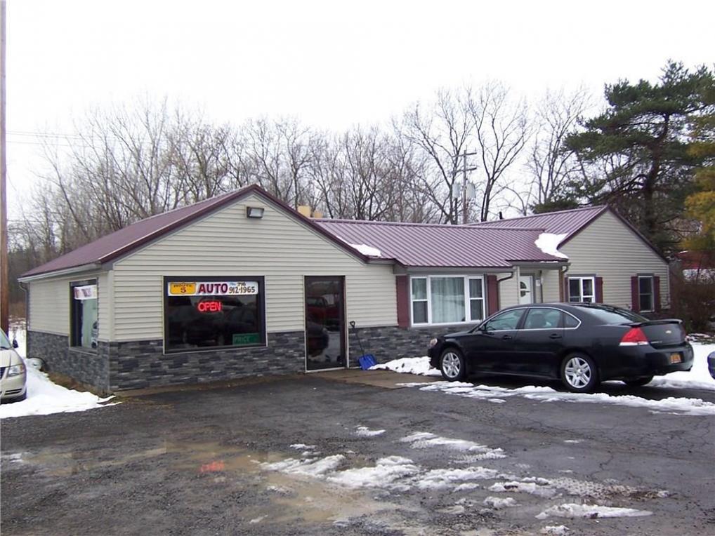 8364 Lewiston Road, Batavia Town, NY 14020
