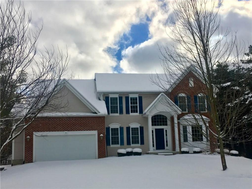 6 Lawden Woods, Pittsford, NY 14467