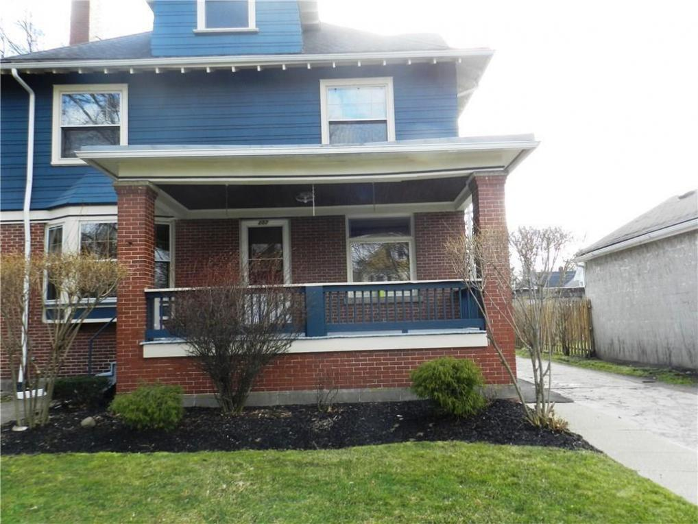 205 Milburn Street, Rochester, NY 14607