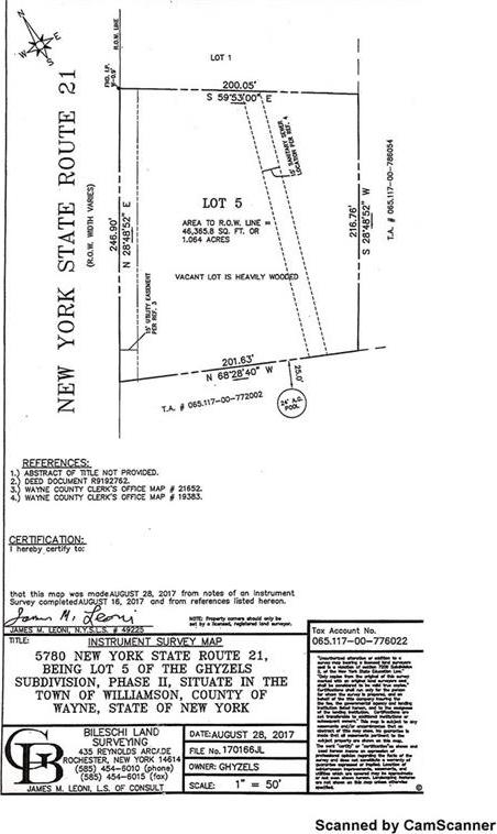 5780 State Route 21, Williamson, NY 14589