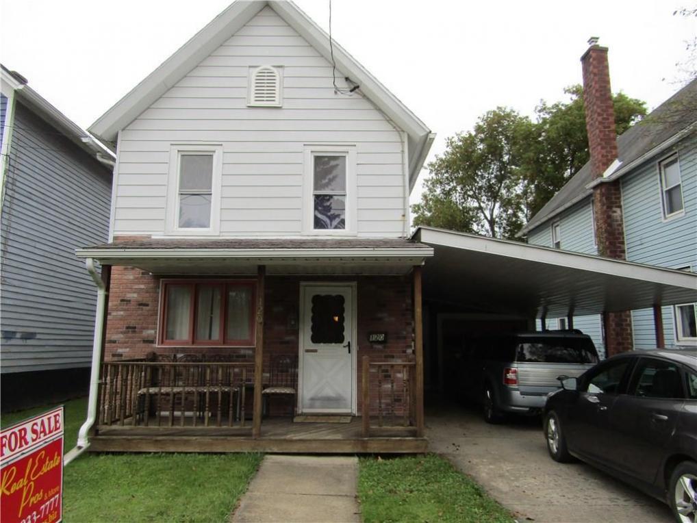 120 North 12th Street, Olean City, NY 14760