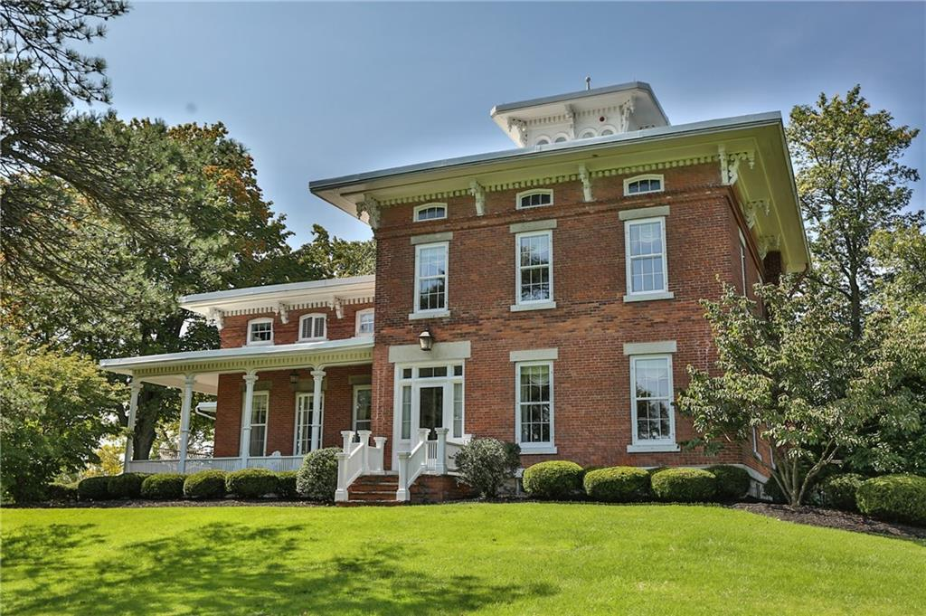 2106 Fort Hill Rd, Phelps, NY 14532