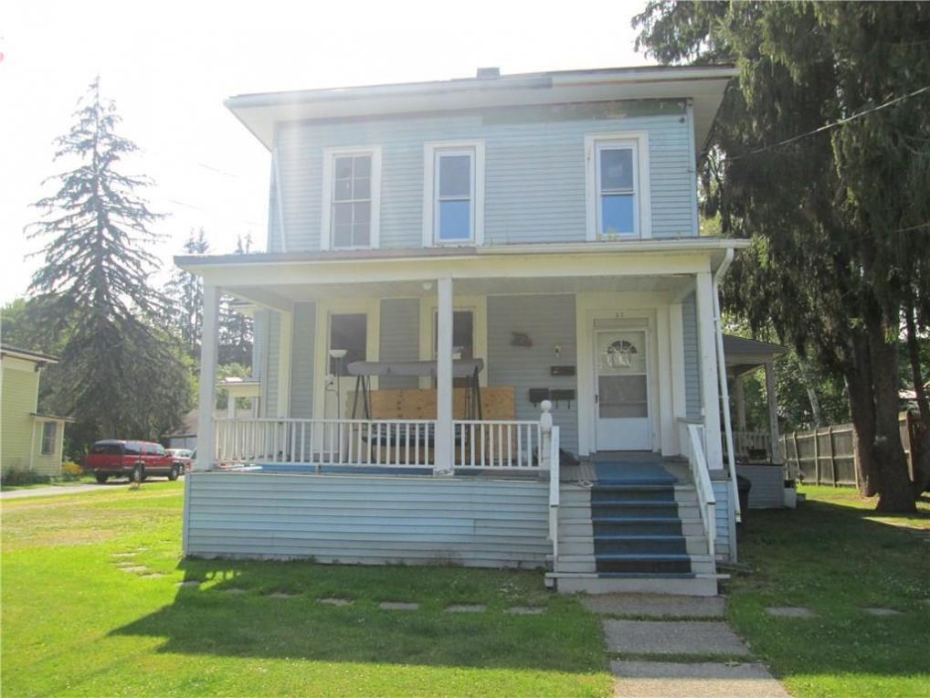 22 Pleasant Street, Wellsville, NY 14895