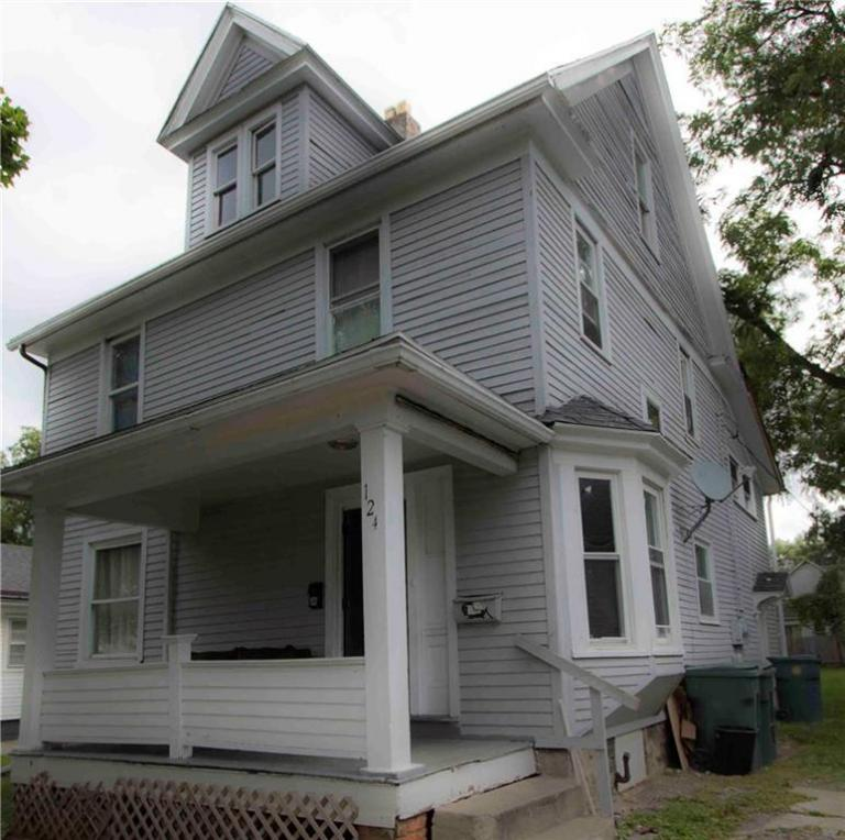 124 Warner Street, Rochester, NY 14606