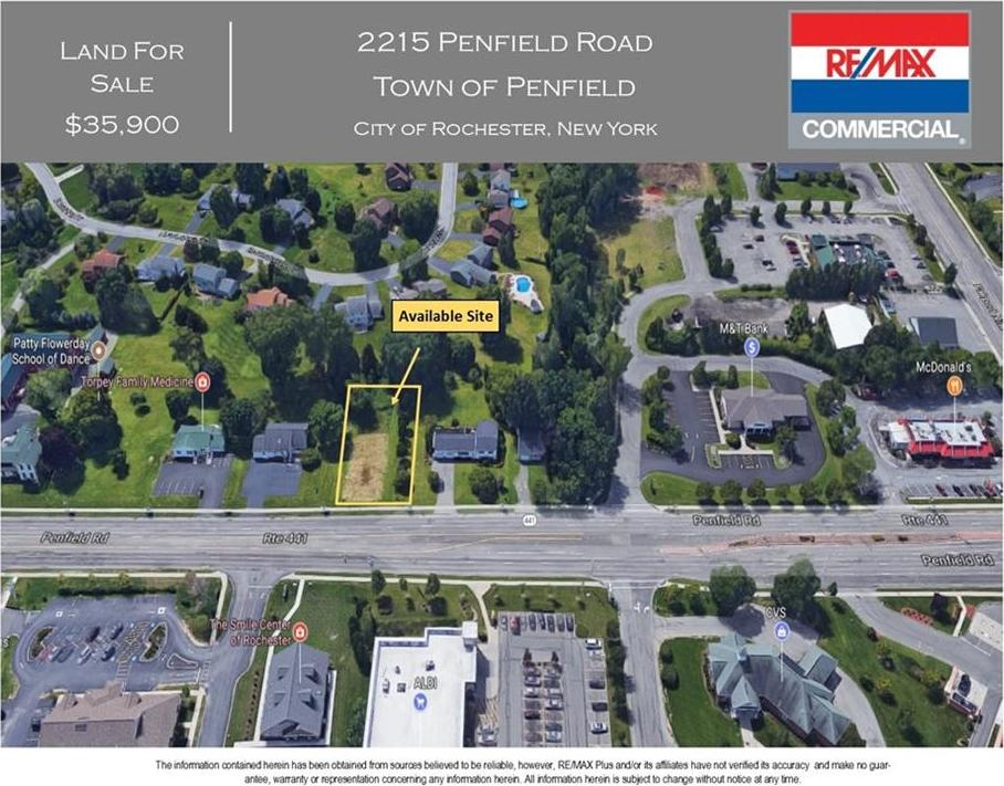 2215 Penfield Road, Penfield, NY 14526