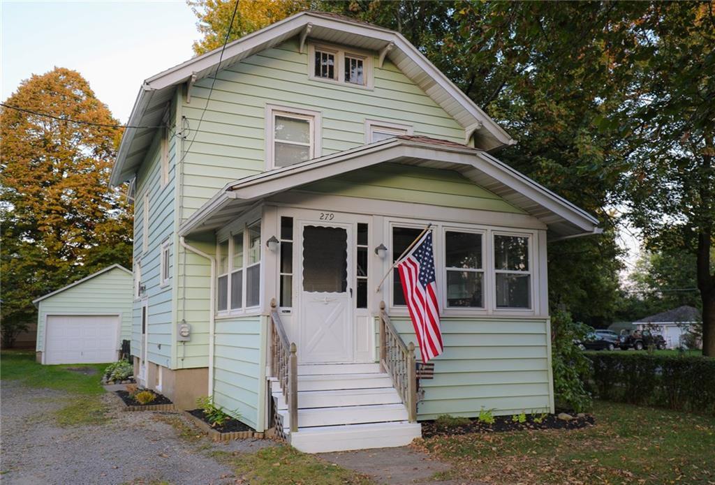 279 North Pleasant Street, Canandaigua City, NY 14424