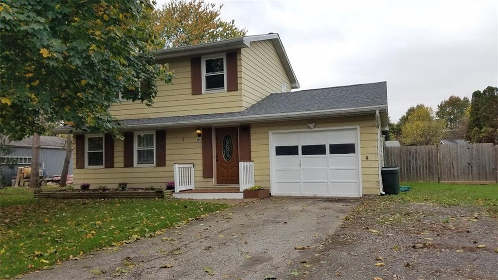 36 Brown Street, Gaines, NY 14411