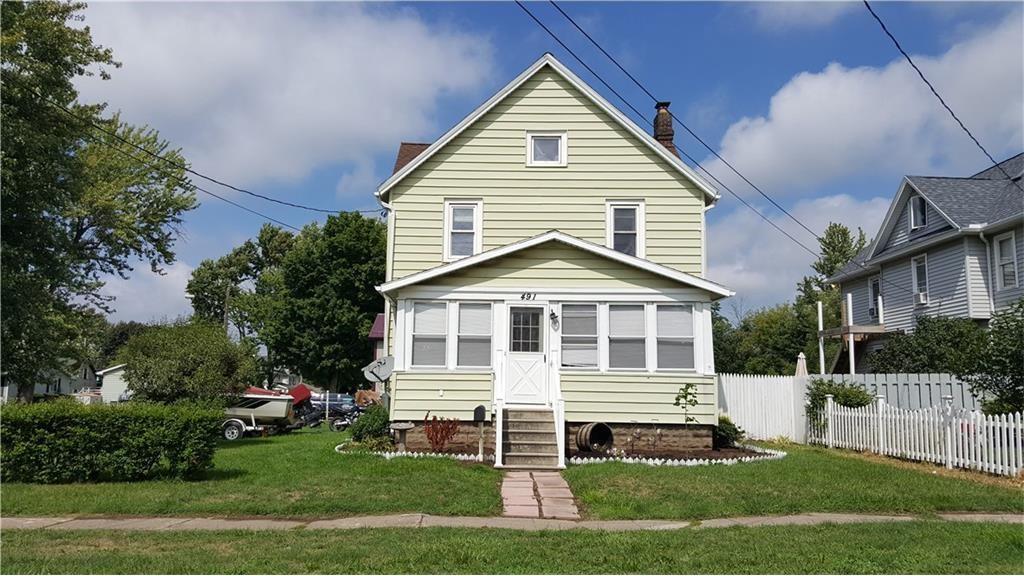 491 Center Street East, Ridgeway, NY 14103