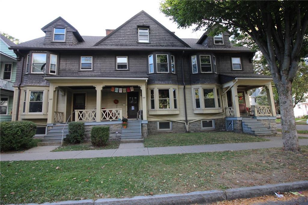 505-509 Meigs Street, Rochester, NY 14607