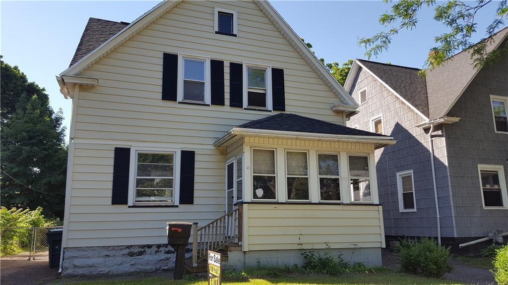 43 Farragut Street, Rochester, NY 14611