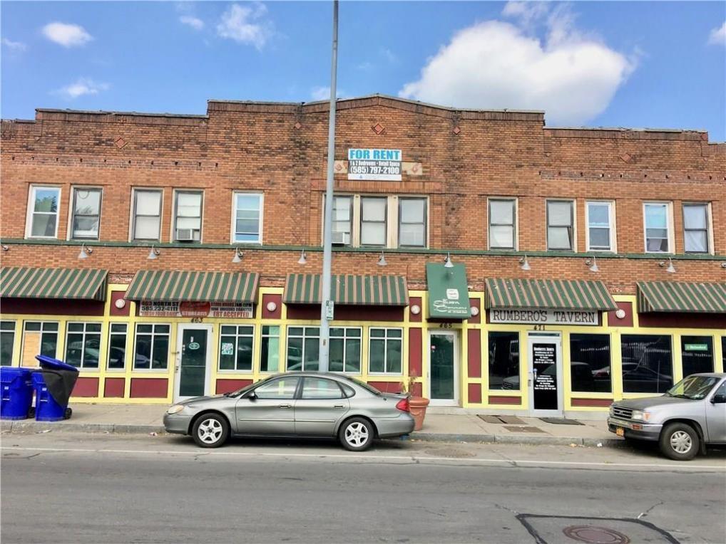463 North Street, Rochester, NY 14605