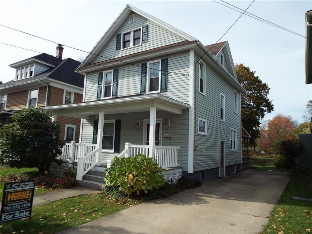 116 South 14th Street, Olean City, NY 14760