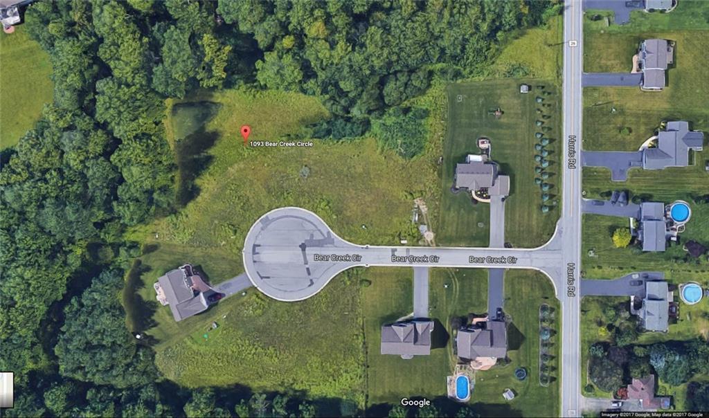 1093 Bear Creek Circle, Webster, NY 14580