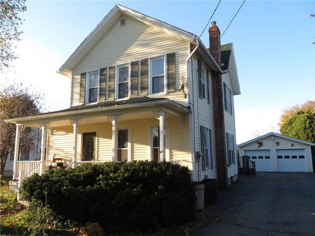 21 Lackawanna Avenue, Mount Morris, NY 14510