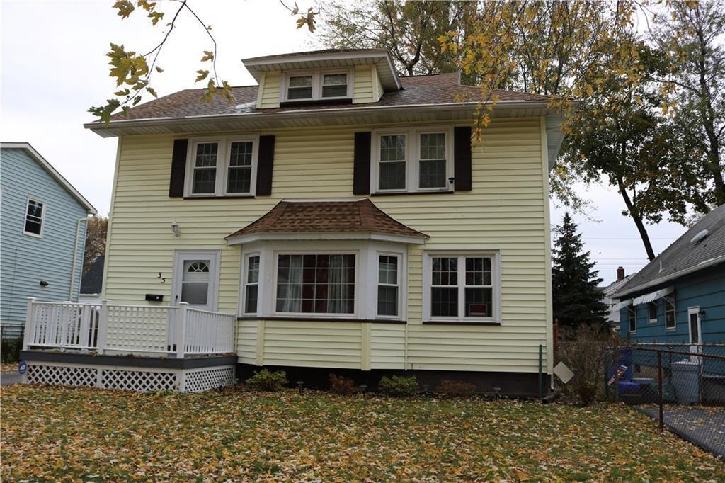 35 Morville Drive, Rochester, NY 14615