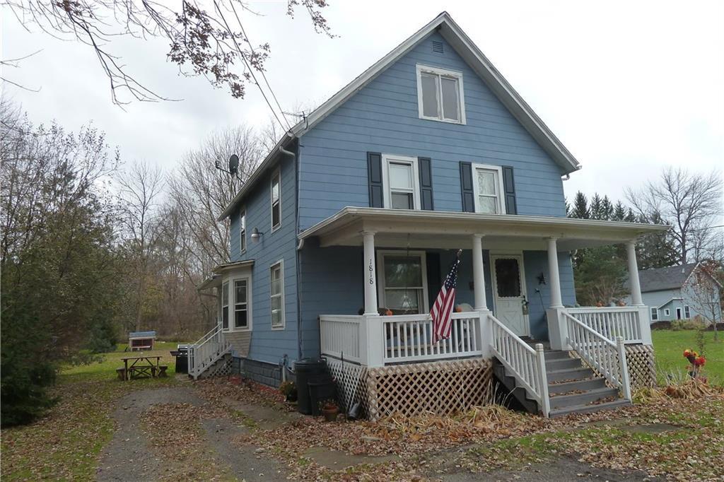 1818 Crandall Avenue, Kendall, NY 14476