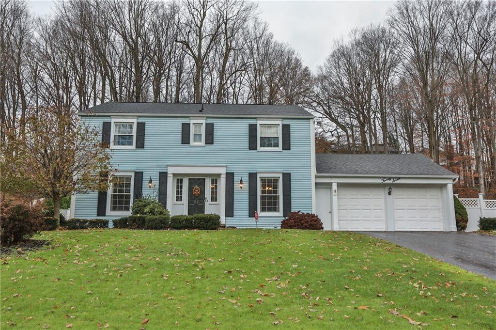27 Old Forge Lane, Pittsford, NY 14534
