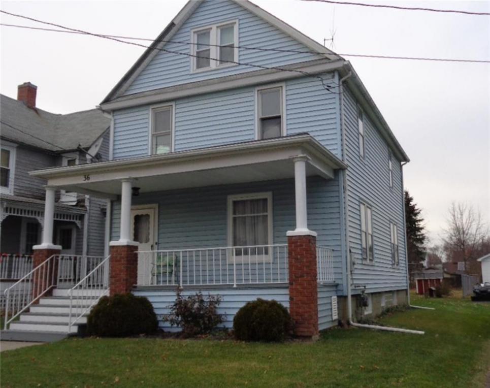36 Pine Street, Hornell, NY 14843