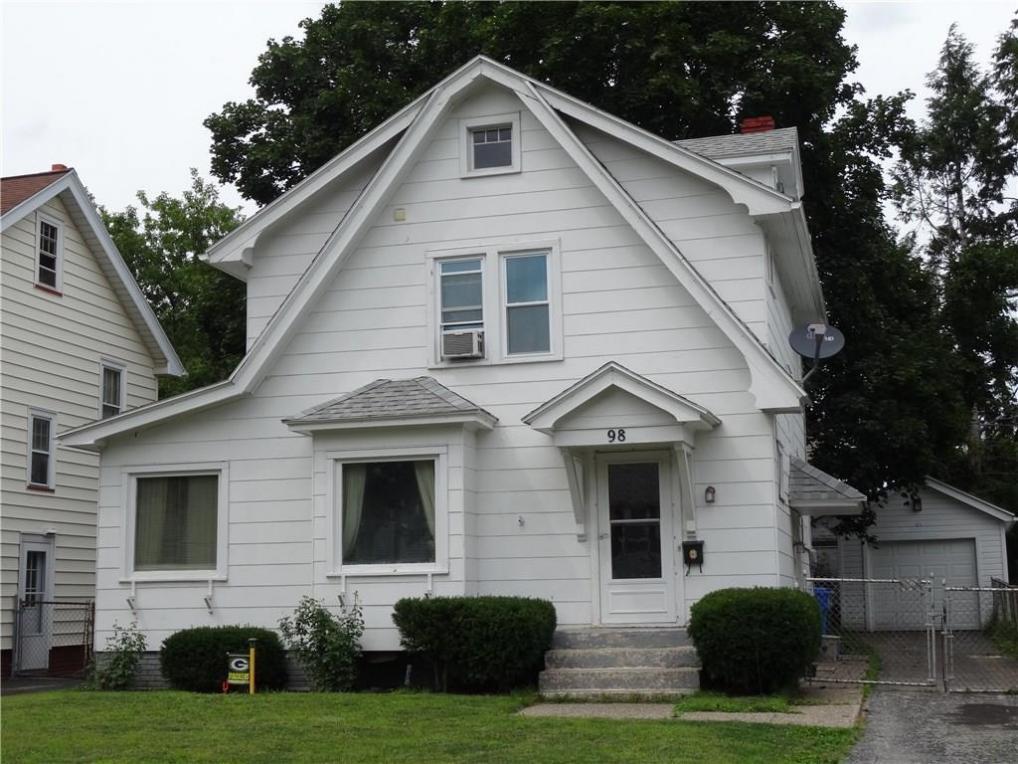 98 Parkwood Road, Rochester, NY 14615