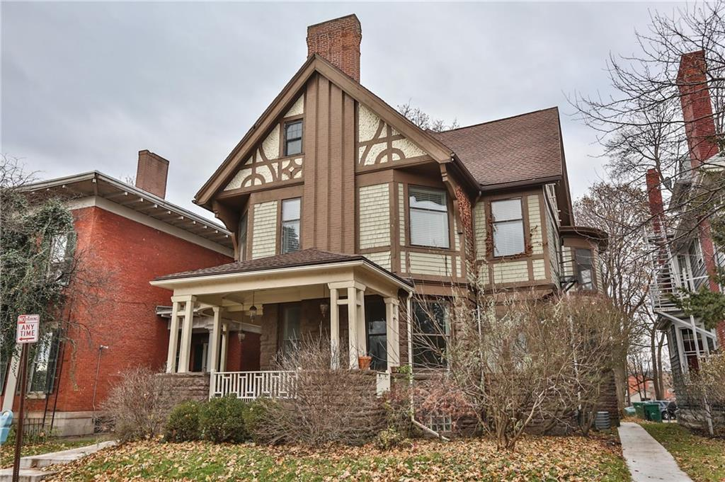 241 Plymouth Avenue South, Rochester, NY 14608