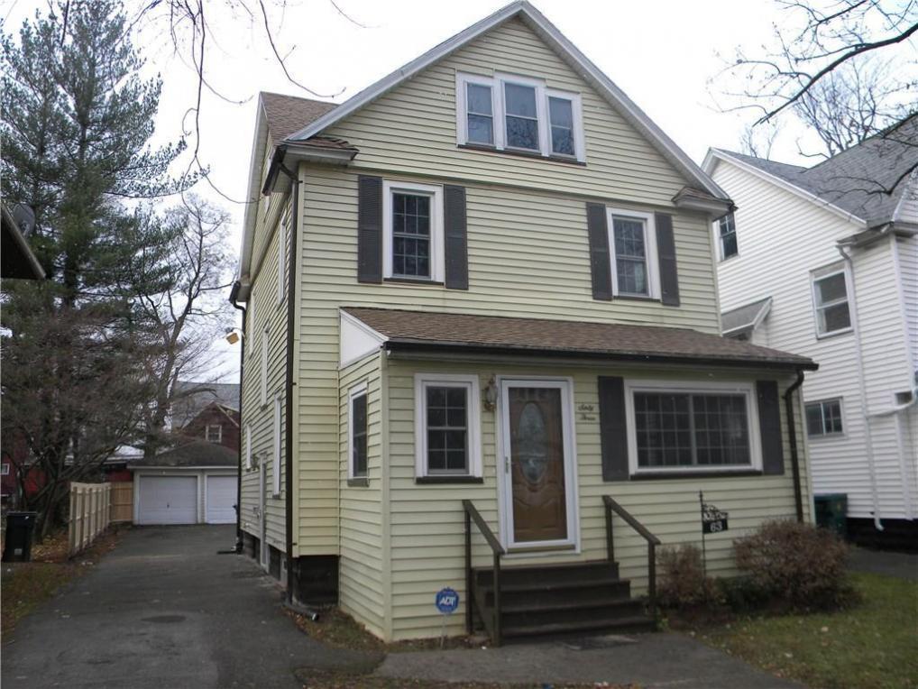 63 Woodbine Avenue, Rochester, NY 14619