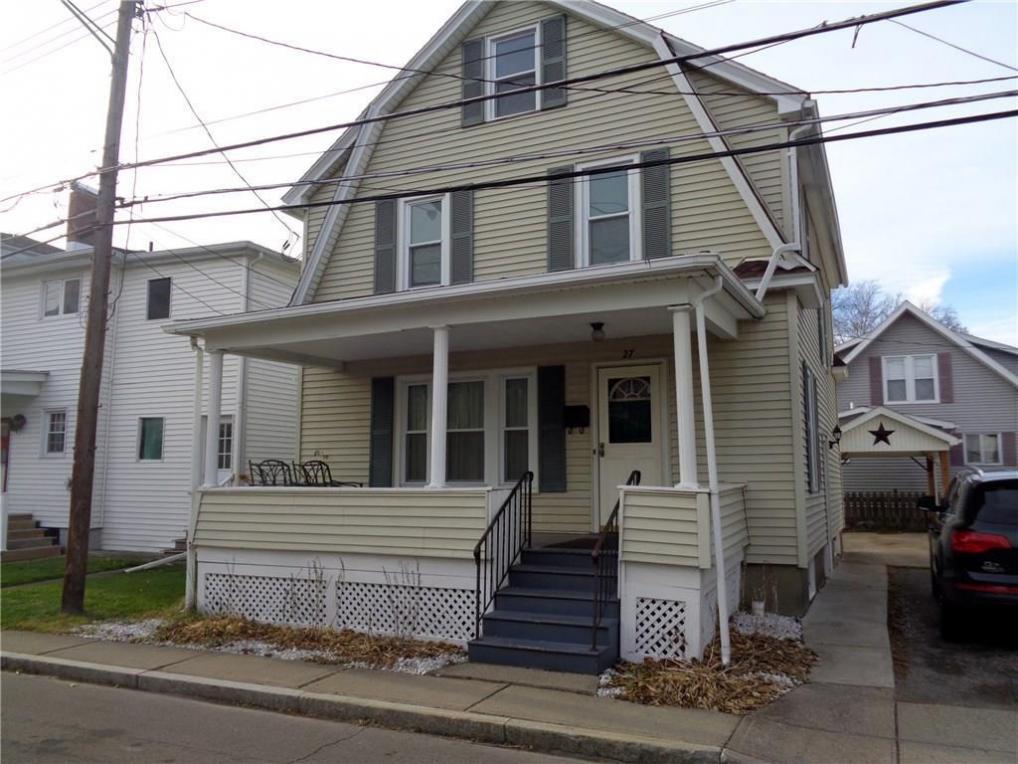 27 Mcdougall Avenue, Hornell, NY 14843