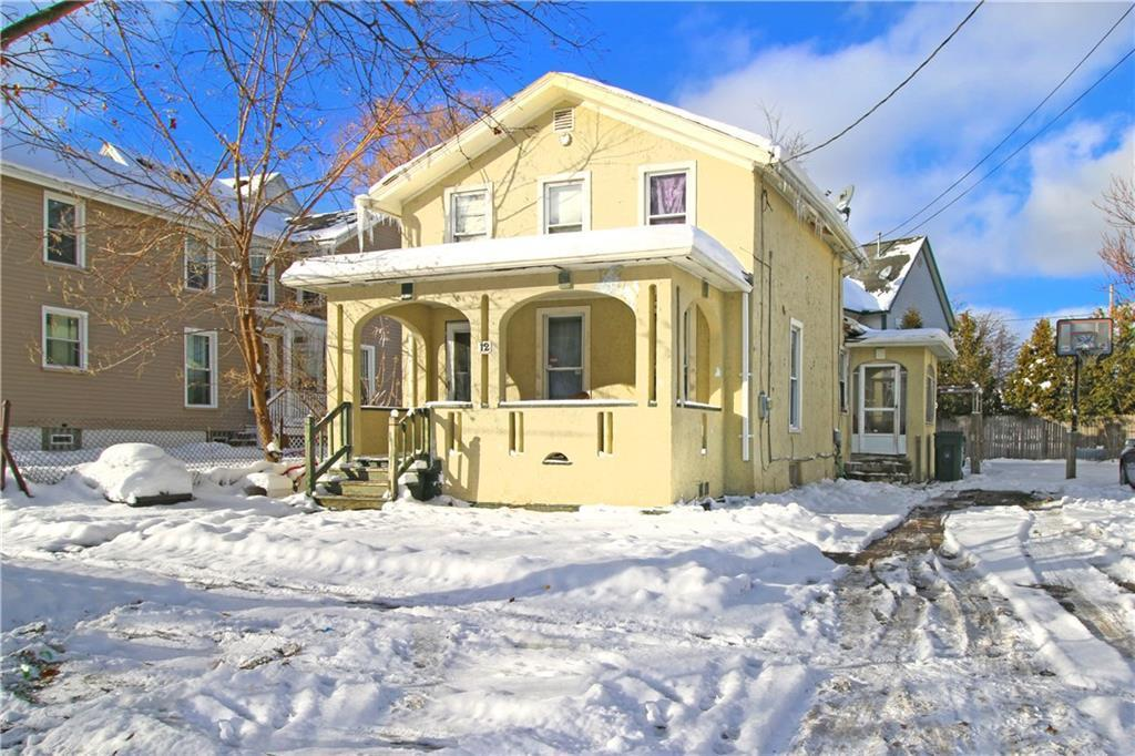 12 Clifton Street, Rochester, NY 14608