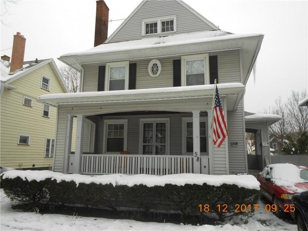 58 Albemarle Street, Rochester, NY 14613