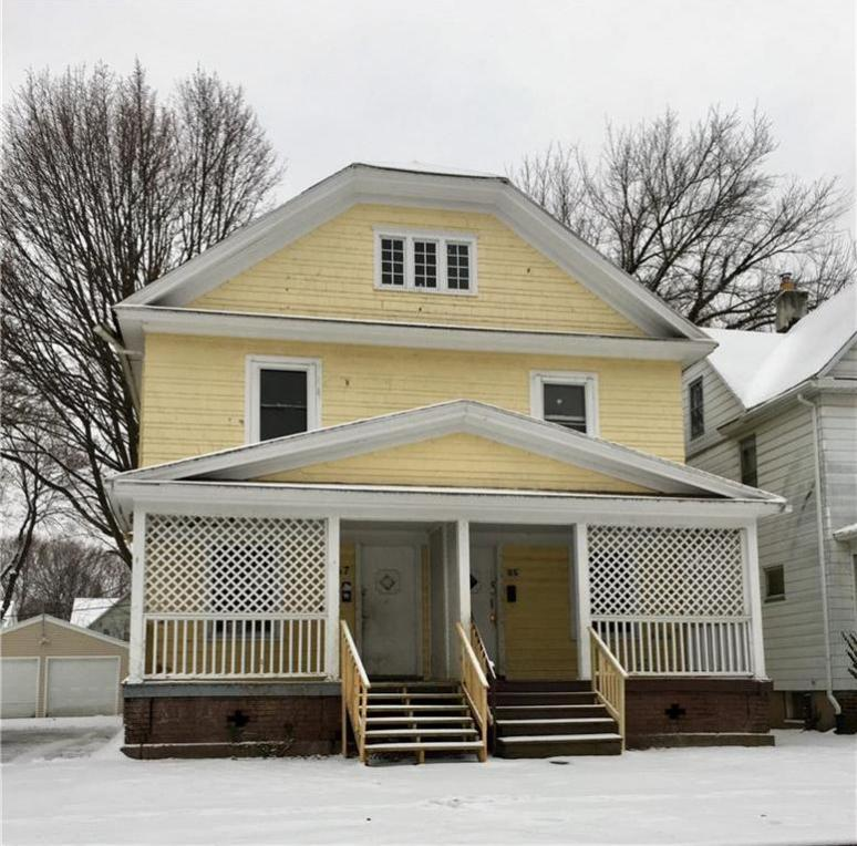 65 67 Rosewood, Rochester, NY 14609