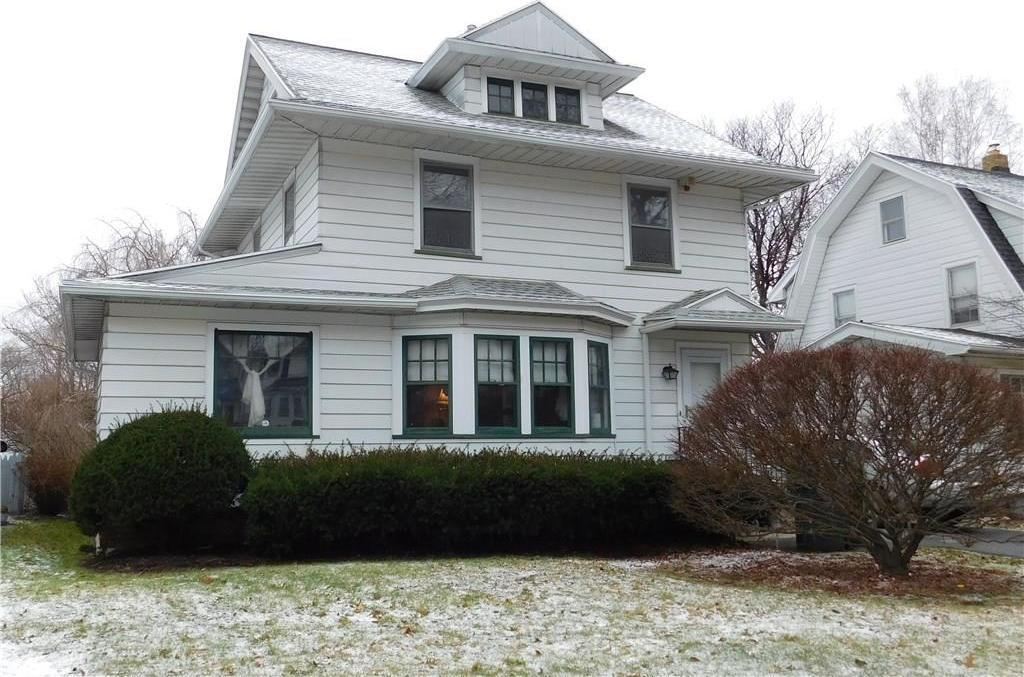 33 Roseview Avenue, Rochester, NY 14609