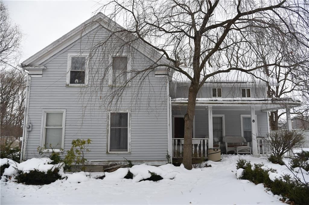 8 Michigan Street, East Bloomfield, NY 14469