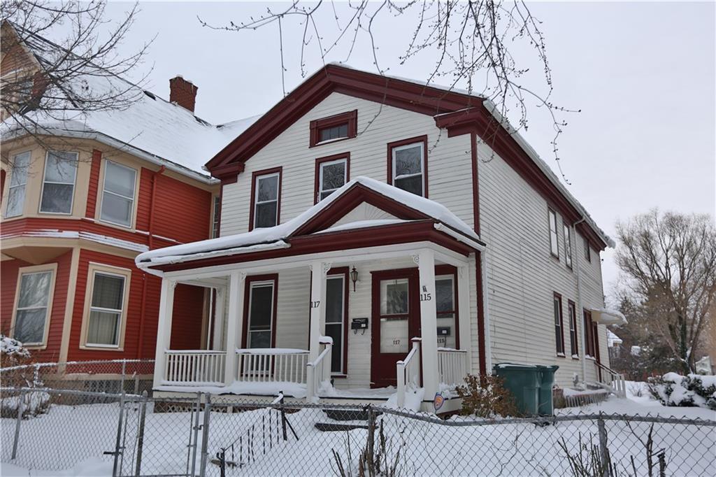 115-117 Comfort Street, Rochester, NY 14620